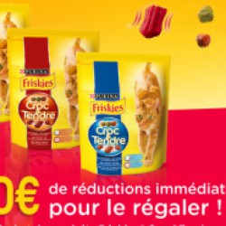 Bon de réduction Purina Fiskies