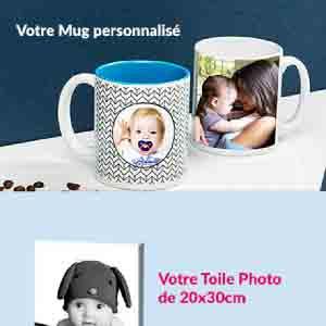 Bon Échantillon Gratuit Pour Bébé (mug, Toile Ou Livre Personnalisé)